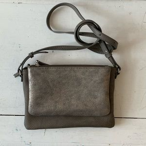 Stella and Dot 2 bags in one crossbody